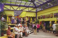 Handwerkerhof an den Saalfelder Feengrotten