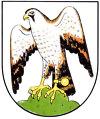 Wappen von Sokolov (Tschechische Republik), seit 1974