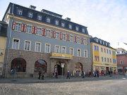 """Bürger- und Behördenhaus """"Roter Hirsch"""""""