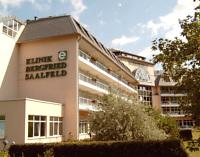 Ansicht Klinik Bergfried Saalfeld